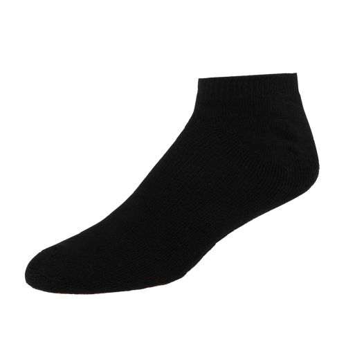PowerSox Allsport Basic No-Show Socks 6-Pack