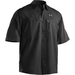 Academy under armour men 39 s flats guide ii button down for Fishing shirts academy