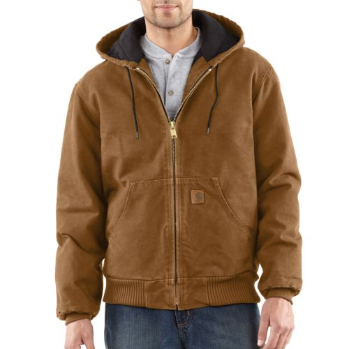 Display product reviews for Carhartt Men's Sandstone Active Jacket