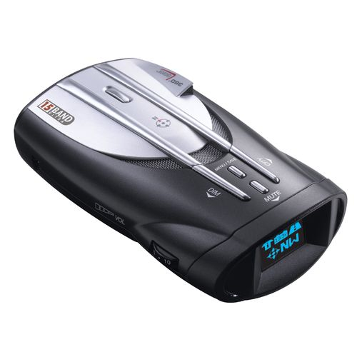 Cobra XRS 9845 15-Band Ultra Performance Digital Radar/Laser Detector