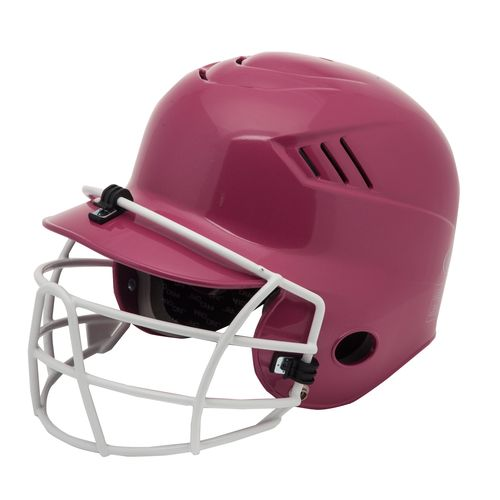 Image for Rawlings® Youth Coolflo® T-ball Batting Helmet with Wire Guard from Academy