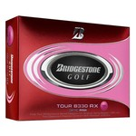 Bridgestone Golf B Series B330-RX Pink Golf Balls 12-Pack