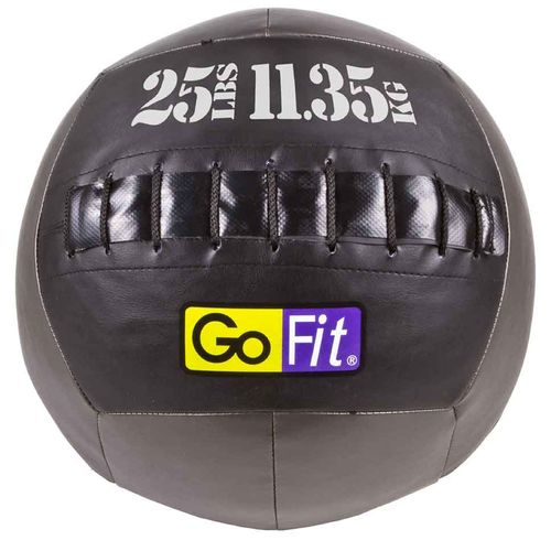 GoFit 25 lb. High Intensity Training Tool Wall Ball