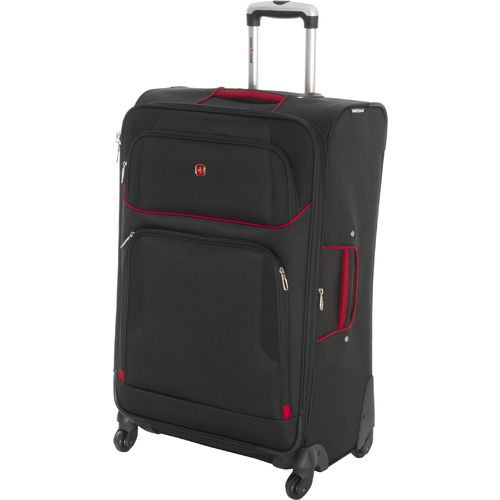 "Display product reviews for SwissGear 28"" Spinner"