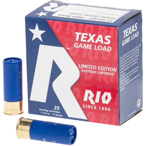 Rio Game Load 36 12 Gauge 6 Shotshells