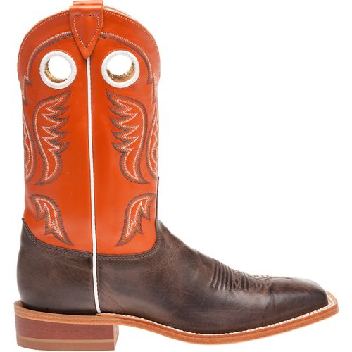 Display product reviews for Justin Men's Bent Rail America Cow Western Boots