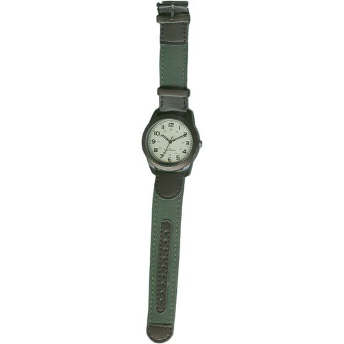 Field Ranger Men's QA Canvas Watch