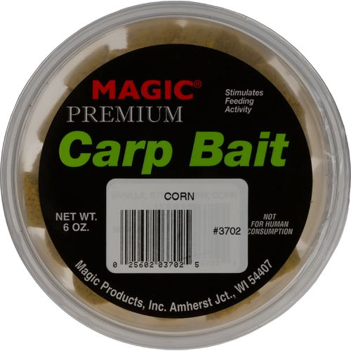 Magic 6 oz Chartreuse Corn Carp Bait