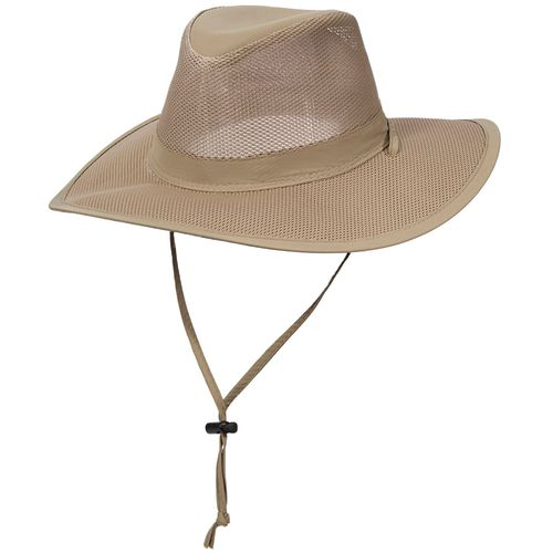 Magellan Outdoors Men's Supplex Mesh Safari Hat