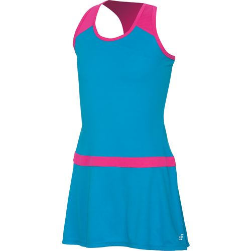 BCG  Girls  Scoop Neck Racerback Tennis Dress