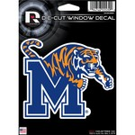 Tag Express University of Memphis Die-Cut Decal