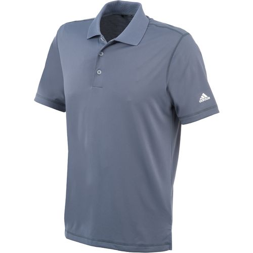 Image for adidas Men's CLIMALITE® Solid Polo Shirt from Academy