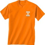 New World Graphics Adults' University of Tennessee SEC Football Schedule T-shirt - view number 2