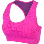 BCG™ Women's Seamless Hexagon Removable Cup Sports Bra
