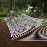 Pawleys Island Polyester Rope Hammock - view number 1