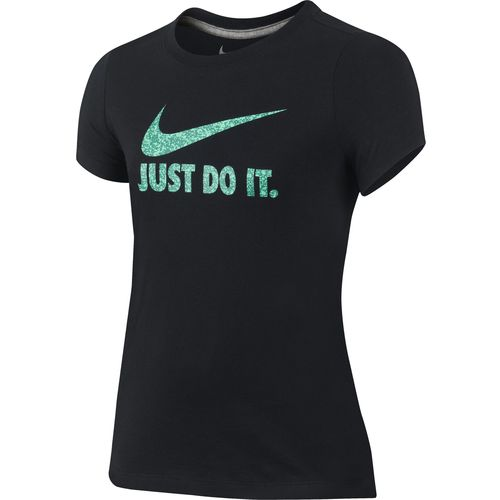 Just do it Nike Shirts Girls Nike Girls 39 Just do it Swoosh