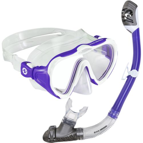 Display product reviews for U.S. Divers Women's Starlett LX Mask and Tucson Snorkel Combo Pack