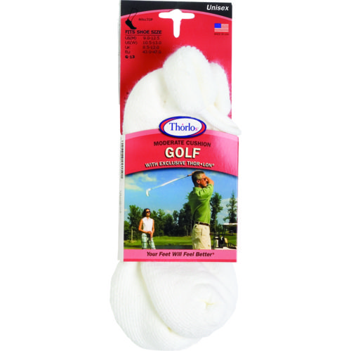 Thorlos Men's G Rolltop Golf Socks