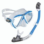 U.S. Divers Adults' Regal LX Mask and Tucson Snorkel Combo Pack