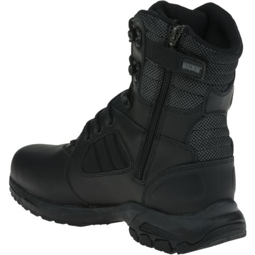 Magnum Boots Men's Response III Side Zip Uniform Boots - view number 3