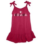 Klutch Apparel Toddler Girls' Indiana University Strappy Sundress