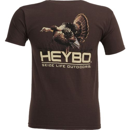 Display product reviews for Heybo Adults' Turkey Cotton T-shirt