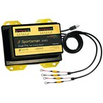 Dual Pro Sportsman Series 2-Bank Battery Charger