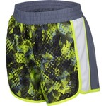 BCG™ Girls' Printed Pieced and Piped Moisture Wicking Running Short