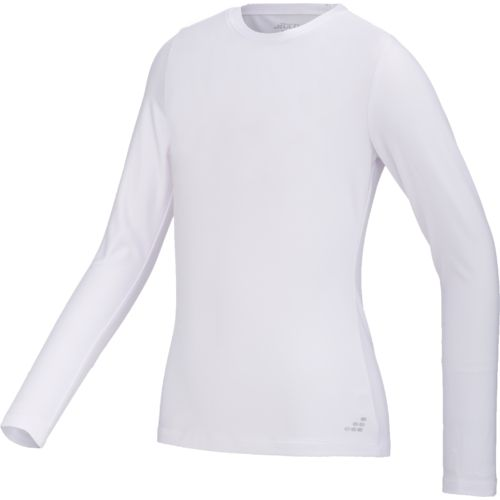 BCG Girls' Cold Weather Long Sleeve Crew Top - view number 1