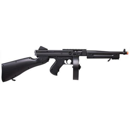 Crosman GFSMG Submachine Gun 6mm Caliber Air Rifle