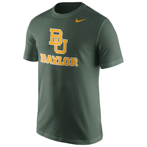 Nike™ Men's Baylor University Logo T-shirt - view number 1