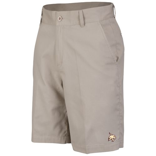Colosseum Athletics Men's Texas State University Horizon Woven Short