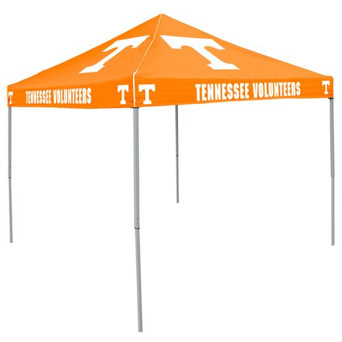 Logo University of Tennessee Straight-Leg 9 ft x 9 ft Color Tent