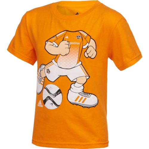 adidas™ Toddlers' Houston Dynamo Dream Job Soccer Player T-shirt
