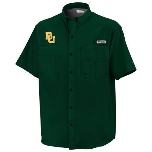 Columbia Sportswear™ Men's Baylor University Collegiate Tamiami™ Shirt