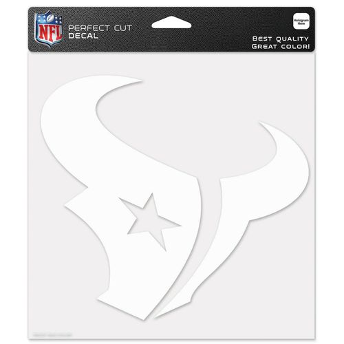 WinCraft Houston Texans Perfect Cut Decal - view number 1