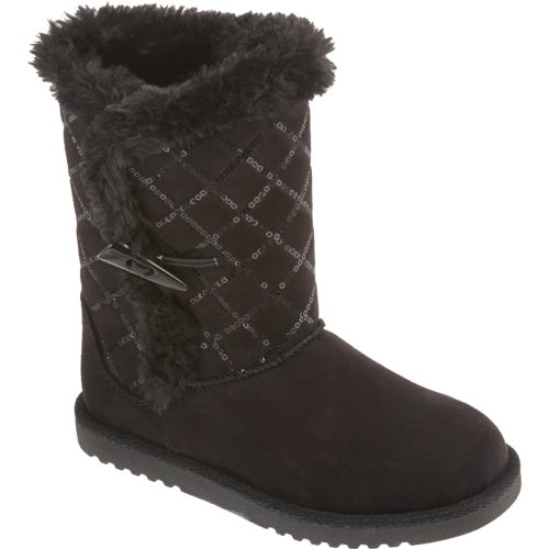 Magellan Outdoors Girls' Quilted Sequin Winter Boots - view number 2