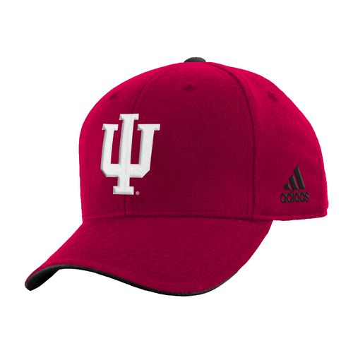 adidas™ Boys' Indiana University Basic Structured Adjustable Cap
