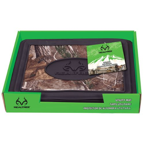 Display product reviews for Realtree Xtra® Utility Floor Mat