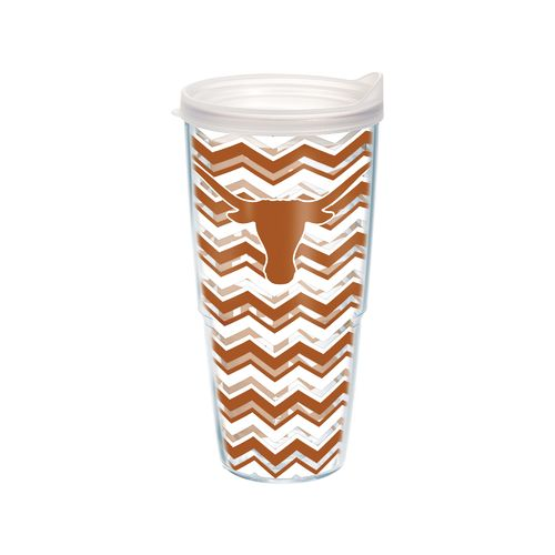 Tervis University of Texas Chevron Tumbler with Lid