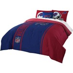 The Northwest Company Buffalo Bills Full-Size Comforter and Sham Set