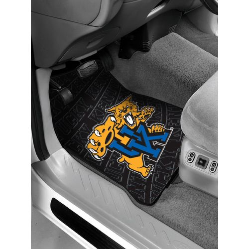 The Northwest Company University of Kentucky Car Floor Mats 2-Pack