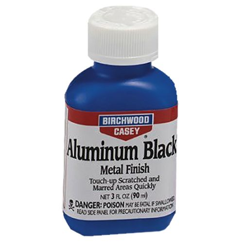 Display product reviews for Birchwood Casey 3 oz Aluminum Black Metal Finish