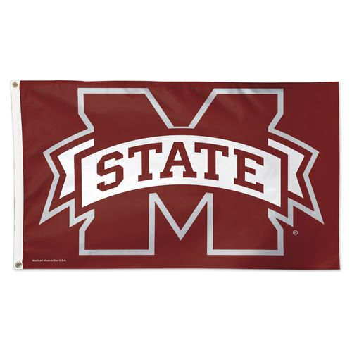 WinCraft Mississippi State University Deluxe 3' x 5' Flag