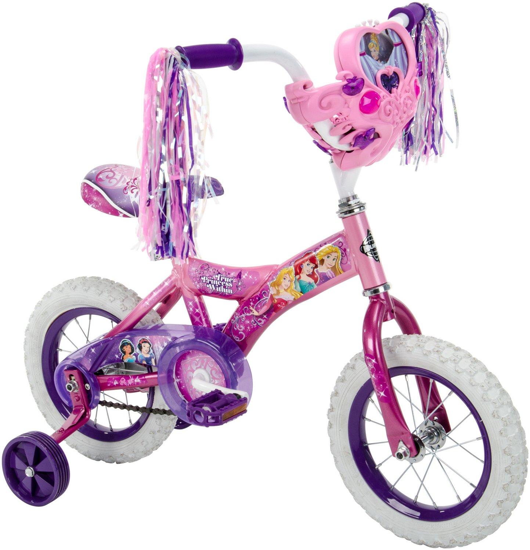 "Huffy Girls' Disney Princess 12"" Bicycle"