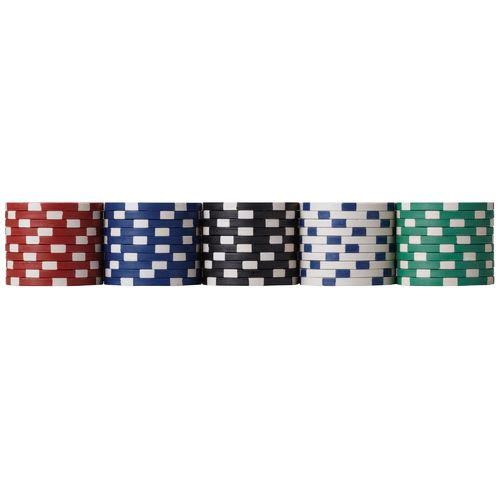 Fat Cat Texas Hold 'Em 500-Count Chip Set - view number 2