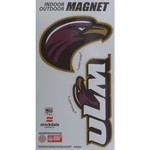 Stockdale University of Louisiana at Monroe Magnets Multipack