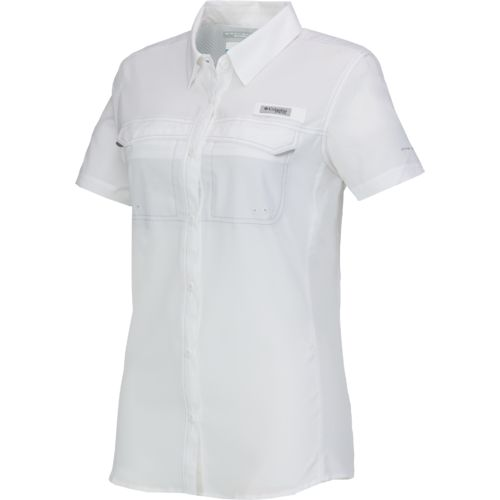 Columbia Sportswear Women's Lo Drag Short Sleeve Fishing Shirt