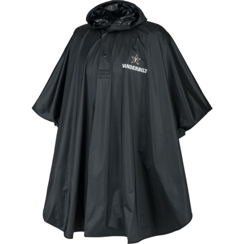 Storm Duds Men's Vanderbilt University Slicker Heavy Duty PVC Poncho