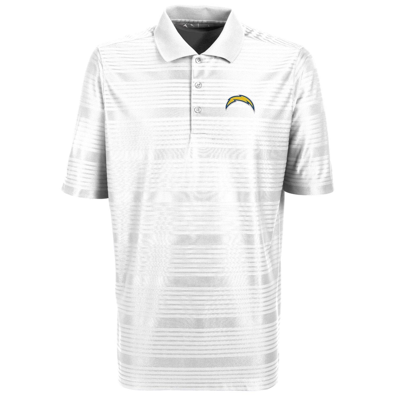 Antigua Men's San Diego Chargers Illusion Polo Shirt